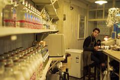 Goelia 225 space - cafe (jody xu) Tags: rangefinder canton leicam8 voigtlanderultron28mmf20 goelia225