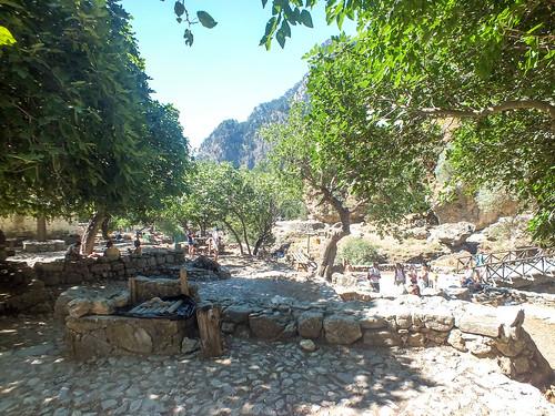 The Abandoned Village of Samaria