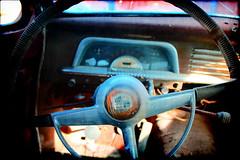 Slow Ride (Groovyal) Tags: girl car drive slow ride sweetheart steeringwheel slowride