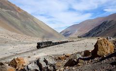 More rocks (david_gubler) Tags: chile train railway llanta potrerillos ferronor