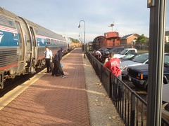 20150619 02 Amtrak, Mendota, Illinois (davidwilson1949) Tags: railroad train illinois amtrak mendota