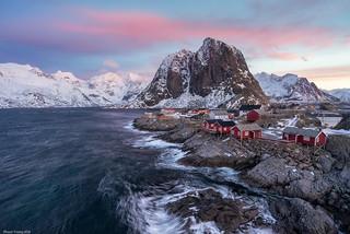 Hamnøy Sunrise