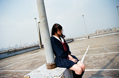 42380029 (WANGYANZHI) Tags: people cute art girl canon iso100 kodak taiwan 100 eos5     ektar  ximen 24mm105mm sgima   ektar100