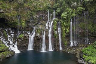 La Réunion - Cascade de Grand Galet