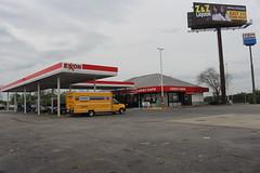 Exxon, GA18, Forsyth (MJRGoblin) Tags: georgia exxon forsyth 2016 monroecounty georgiastateroute18
