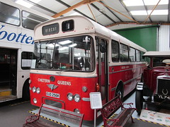 EUD 256K (markkirk85) Tags: new bus buses museum derwent queens oxford chiltern reliance aec woodcote plaxton eud 31972 256k eud256k