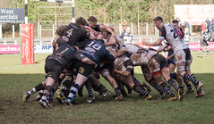 Pontypridd v Cross Keys #22 (PontyCyclops) Tags: road house club keys back football pain cross rugby centre union row full number half second hooker eight prop scrum maul pontypridd premiership winger rfc principality sardis ruck flanker