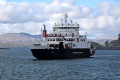 MV Coruisk arriving in Oban (Russardo) Tags: ferry scotland mac cal oban calmac mv caledonian arriving macbrayne coruisk