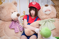 P75_010 (ms09Dom) Tags: cosplay コスプレ マリオ 五木あきら itsukiakira studioazure