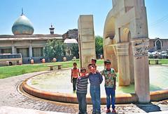 Iran (bilwander) Tags: iran shirazfountain bilwander kids travel asia