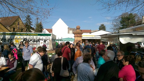 Wochenmarkt in Selzen