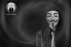 Anonymous Illustration (Adriansyah Putera) Tags: illustration anonymous anon hacktivism hacktivist anonymousillustration