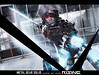 Raiden - Metal Gear Solid Rising by Alex's Cosplay (Glynford Custodio Photography) Tags: slash game art metal rising nikon f14 videogames 24mm gears solid raiden sgima d5100