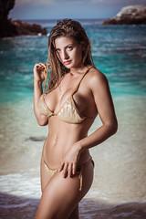Islas Marietas (memoflores) Tags: blue sky sun hot sexy beach fashion mexico island model bikini latin puertovallarta hispanic brunette swimsuit sexymodel sexywoman marietas bikinimodel islasmarietas removedfromstrobistpool incompletestrobistinfo seerule2