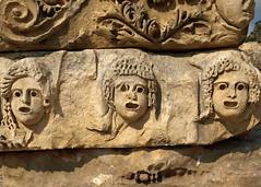 Turcja - Myra (Demre) (tomek034 (Thank you for the 900 000 visits)) Tags: turkey turkiye myra demre turcja twarze