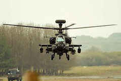 I'm trying not to be scared  (Dafydd RJ Phillips) Tags: apache aviation helicopter westland ah64