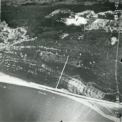 capepoint   _01OCT1963 (CapeHatterasNPS) Tags: capehatteras aerialphotograph hydrology capehatterasnationalseashore