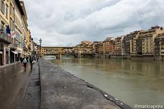 Ponte Vecchio (Mario Aprea) Tags: city bridge firenze toscana pontevecchio marioaprea