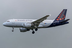 Brussels Airlines / Airbus A319 / OO-SSB / EBBR 25R (_Wouter Cooremans) Tags: brussels airplane aviation airbus airlines spotting bru zaventem a319 ebbr brusselsairport spotter airplanespotting airbusa319 avgeek 25r brusselsairlines oossb