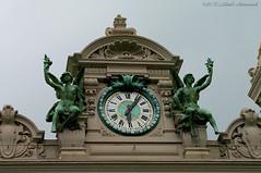 Blossoming Monte Carlo (Natali Antonovich) Tags: sculpture clock architecture time style montecarlo monaco timemachine blossomingmontecarlo
