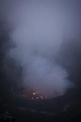 Nyiragongo caldera (samcboone) Tags: africa lake fire volcano lava caldera drc virunga nyiragongo