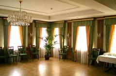 Вершинин Резиденция губернатора 2005 Столовая