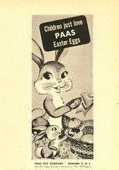 1958-Woman's Day (File Photo Digital Archive) Tags: vintage easter advertising 1950s 1958 50s 58 womansday