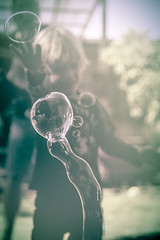 Bubbles!! (Jodie Dobson (Moving Country) is that busy?) Tags: blue blur green canon blurry focus dof bokeh pastel bubbles faded fade fullframe bluegreen lowcontrast 6d radlab blurart canon6d bokehart