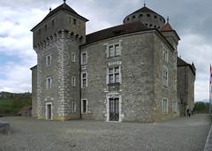 Montrottier (Olivier TONNOIR) Tags: castle panoramic chateau