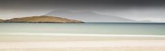 Seilebost (Vemsteroo) Tags: longexposure blue sea seascape storm beach nature beautiful canon coast scotland highlands pano lewis 5d harris tse isleoflewis outerhebrides mkiii luskentyre 2470mm circularpolariser isleofharris seilebost visitscotland leefilters lovegreatbritain