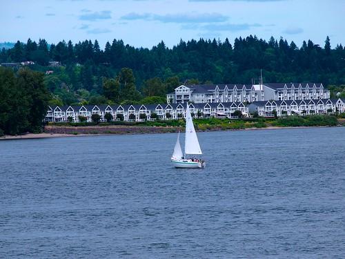oregon sailboat portland columbiariver 2014 jantzenbeach columbiashoresapartments