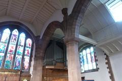 St Martin, Brampton, Cumbria (jcameronuk) Tags: church interior victorian artsandcrafts