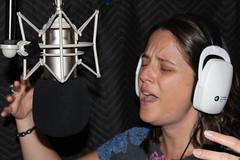Recording at JOA