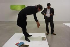 Wurm16 (mitue) Tags: berlin erwinwurm oneminutesculpture berlinischegalerie beimutti