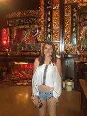 More fun in California. #roadtrip #chinatown #family #people #love #california #candid #beautifulgirls #pretty #cute #milf #beardedmenarehot #vacation #me #mylife #bikini #beards (HIRH_MOM) Tags: california family vacation people cute love me asian temple pretty chinatown candid beards indoor roadtrip bikini milf mylife beautifulgirls buddisttemple beardedmenarehot