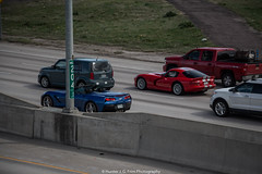 Americans (Hunter J. G. Frim Photography) Tags: blue red white black chevrolet yellow silver highway colorado stingray 10 gray convertible chevy american dodge manual viper corvette supercar rt v8 striped v10 chevroletcorvette dodgeviper c7 rt10 dodgeviperrt10 chevroletcorvettec7stingray