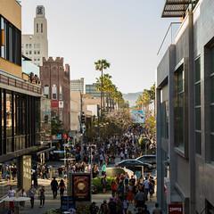 Santa Monica   |   3rd Street Promenade (JB_1984) Tags: california ca street people usa mall unitedstates santamonica socal squareformat southerncalifornia crowds shoppers 3rdstreetpromenade santamonicaplace losangelescounty