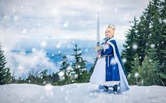 Saber (KyleMistry) Tags: anime costume cosplay fate saber knight kingarthur arturia typemoon fatestaynight