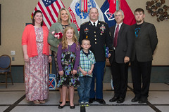 April Retirement Ceremony (U.S. Army Fort Drum & 10th Mountain Division) Tags: family retiree fortdrum 10thmountaindivision