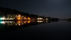 Ambleside (rreyn92) Tags: lake reflection water night wonderful dark point lights town place district shoreline calming peaceful visit calm lakeside sleepy nighttime distance viewpoint ambleside windermere vantage shoreside mustsee deadofnight bringsomeone