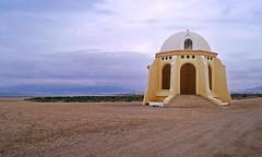 Ermita de la Virgen del Mar (Vivir en Costacabana) Tags: del mar playa paseo virgen sendero ermita martimo retamar torren torregarca
