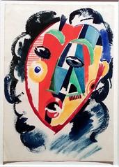 20160422_133228 (Freddy Pooh) Tags: paris peinture exposition avantgarde grandpalais amadeodesouzacardoso