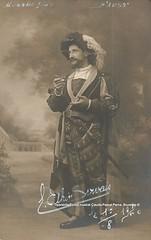 TILKIN-SERVAIS, Ernest, Valentin, Faust (Operabilia) Tags: opera goldenage opra valentin faust baritone gounod claudepascalperna ernesttilkinservais