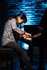Satoko Fujii live at Cortez, Mito (Japan), 28 Apr 2016 -1000031 (megumi_manzaki) Tags: musician piano jazz improvisation pianist freejazz