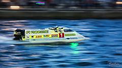Team F1 CHINA CTIC // Vainqueur des 24H de Rouen 2016 (BastoShots Photography) Tags: seine photoshop mercury rouen normandie bateau endurance classe vitesse 24h 2016 dodgeburn vainqueur motonautiques