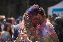 HoliHaiNYC-68 (M B Ahmed) Tags: new nyc newyorkcity colors festival portraits manhattan streetphotography depthoffield holi streetportraits festivalofcolors nycbhangra holihainyc