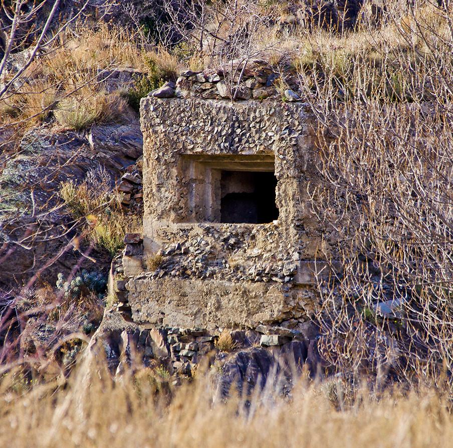 Caixa encimentada concrete box sba73 tags war fort box guerra catalonia bunker