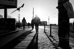 Backlit (DOKTOR WAUMIAU) Tags: from street blackandwhite sunlight berlin lomography shoot sony streetphotography hip hipshot lightroom blackandwhitephotography qx100 vscofilm