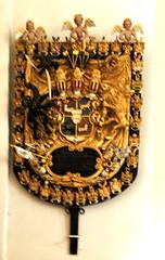 Escudos herdicos Catedral Luterana Santa Maria o de la Cpula Riga Letonia 14 (Rafael Gomez - http://micamara.es) Tags: santa de la o maria dom catedral riga doms luterana zu cpula letonia escudos rgas herdicos