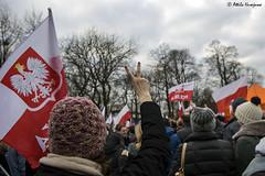 _ATI7316 b (attila.husejnow) Tags: demonstration warsaw warszawa atti atilla antigovernment husejnow attilahusejnow mateuszkijowski